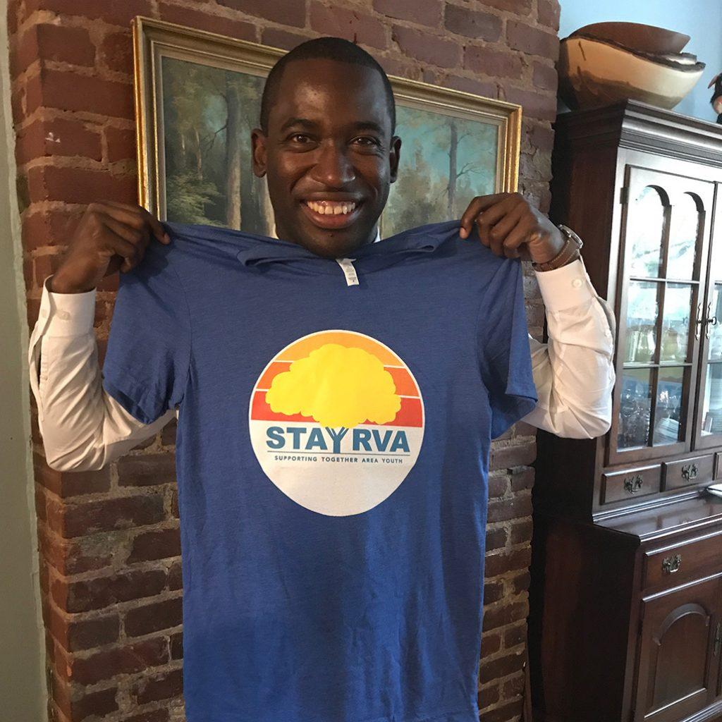 STAY RVA Shirt