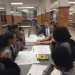 Be the Change Club at Albert Hill Middle School