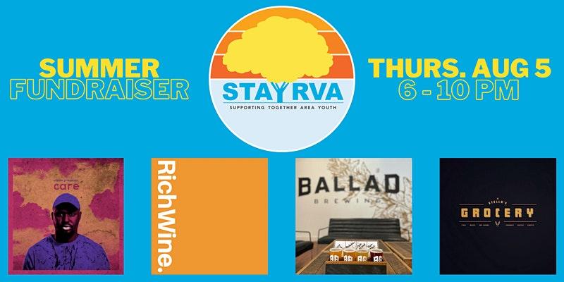 STAY RVA Summer Fundraiser